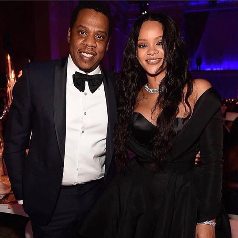 JAY-Z and Rihanna - OLORISUPERGAL