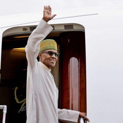 President Buahri - OLORISUPERGAL