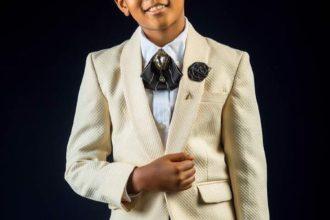 Adunni Ade's son - OLORISUPERGAL
