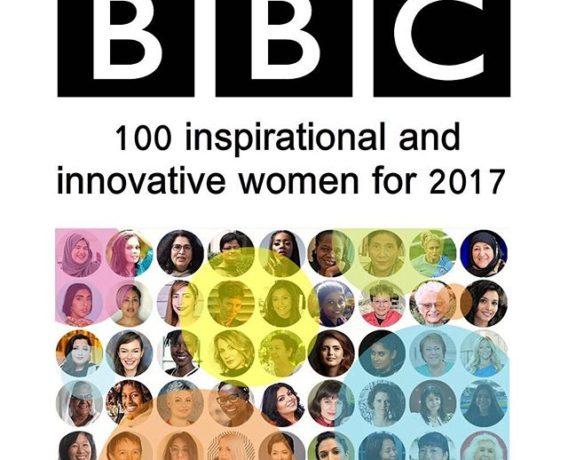 "BBC's ""100 Women"" List - OLORISUPERGAL"