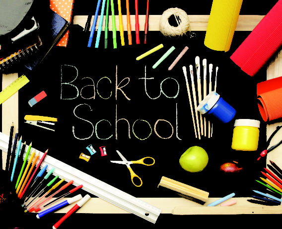 Back to School - OLORISUPERGAL