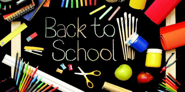 Back to School - OLORISUPERGAL
