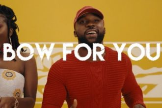 Bow for you by Iyanya - OLORISUPERGAL