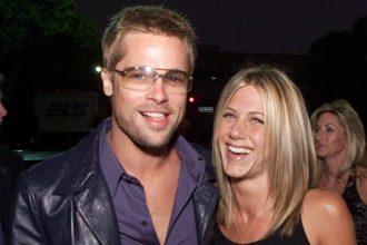 Brad Pitt & Jennifer Aniston - OLORISUPERGAL