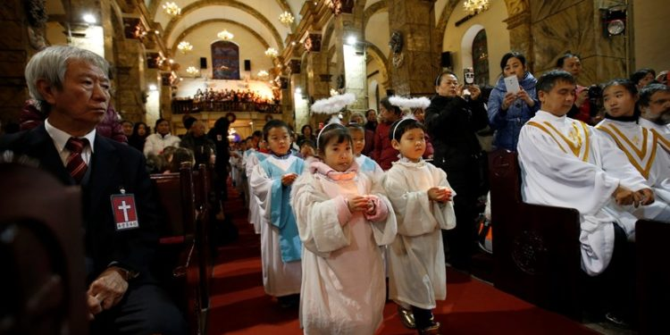 Children ban from attending church in China - OLORISUPERGAL