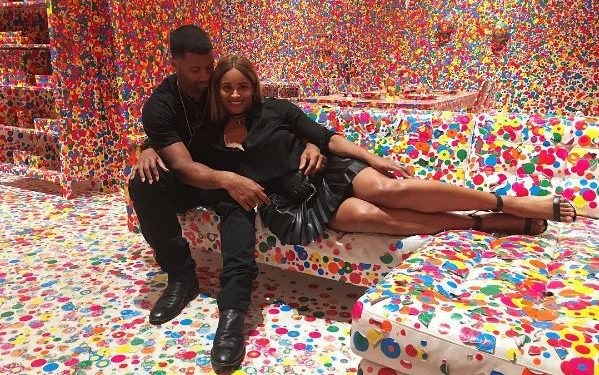 Ciara and Russell Wilson - OLORISUPERGAL