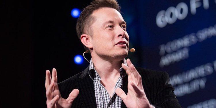 Elon Musk - OLORISUPERGAL