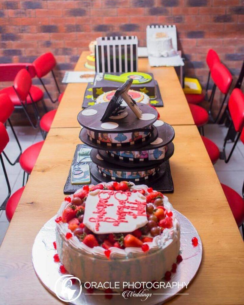 Eniola Badmus Birthday Dinner - OLORISUPERGAL