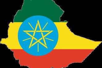 Ethiopia Map - olorisupergal
