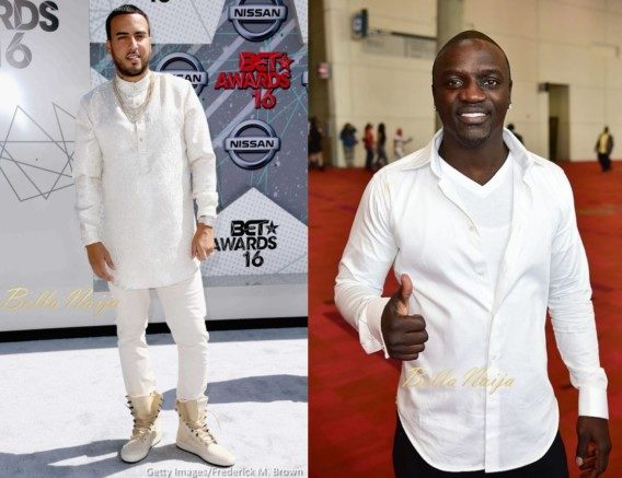 French Montana and Akon - OLORISUPERGAL