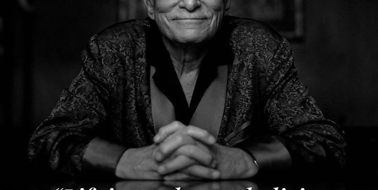 Hugh Hefner - OLORISUPERGAL