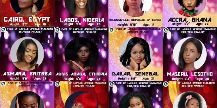 Laville Afrique Magazine - OLORISUPERGAL