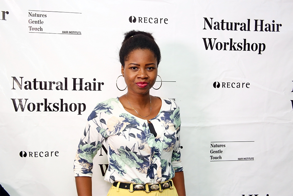 Natural Gentle Touch Workshop - OLORISUPERGAL