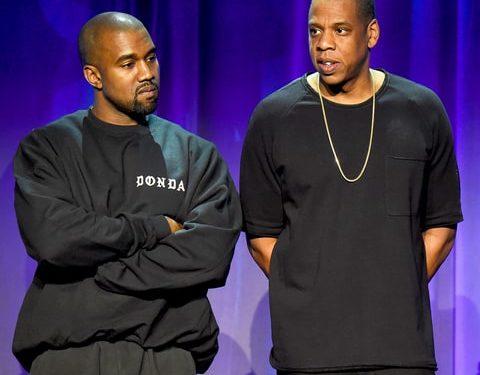 JAY-Z & Kanye West - OLORISUPERGAL