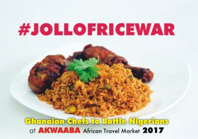 JOLLOF RICE WARS