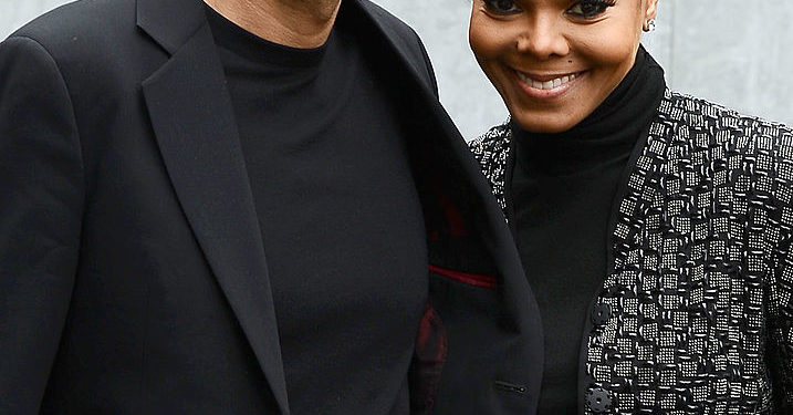 Janet Jackson and husband Wissam Al Mana - OLORISUPERGAL