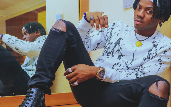 Korede Bello new look - OLORISUPERGAL