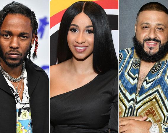 Lamar,Cardi B,DJ Khaled - OLORISUPERGAL