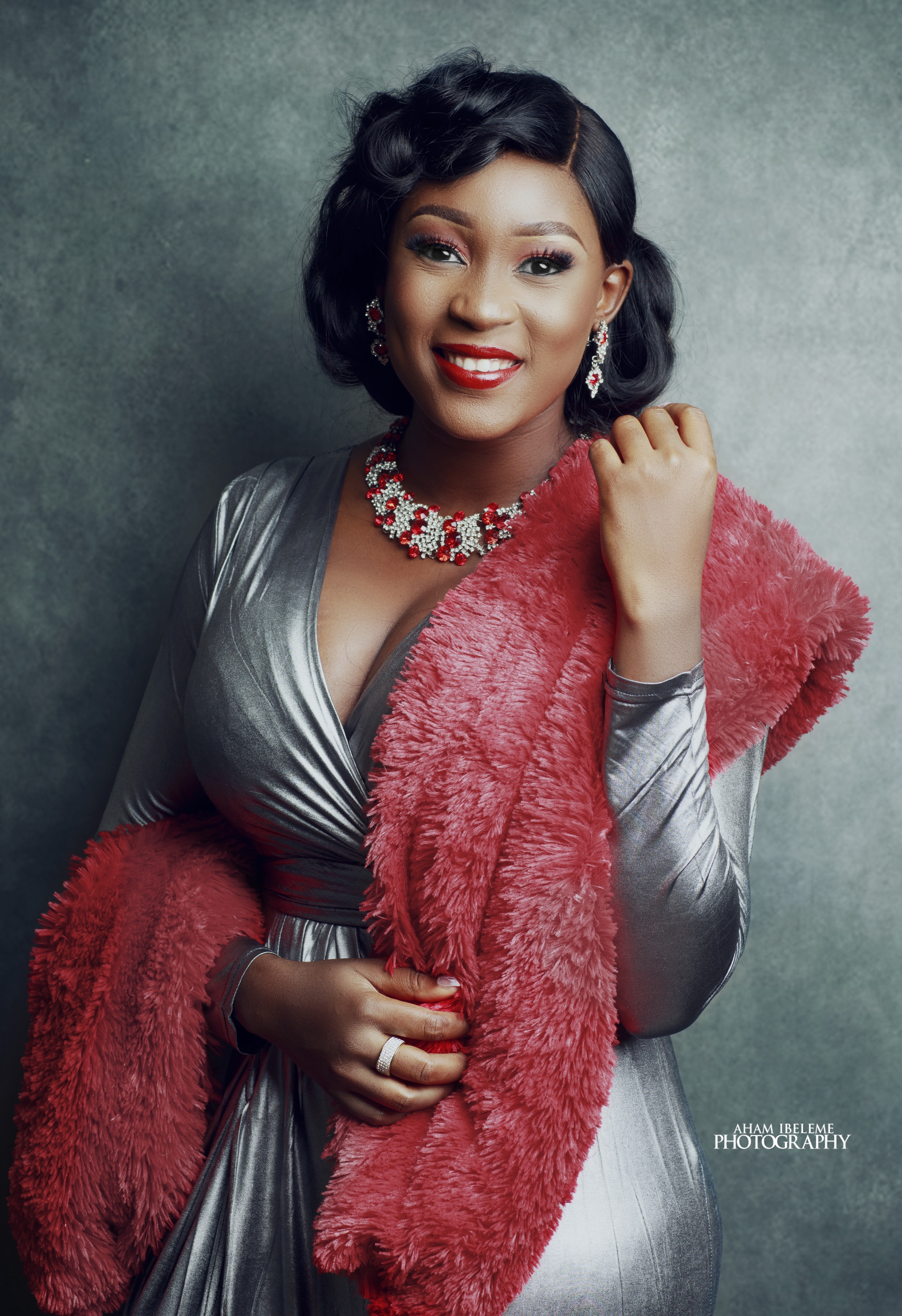 Old Hollywood Glam Lota Chukwu Is Hot In New Photos