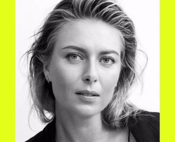 Maria Sharapova new memoir - OLORISUPERGAL