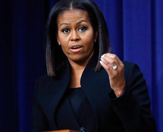 Michelle Obama - OLORISUPERGAL