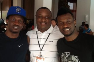 P-Square and Festus Keyamo - OLORISUPERGAL