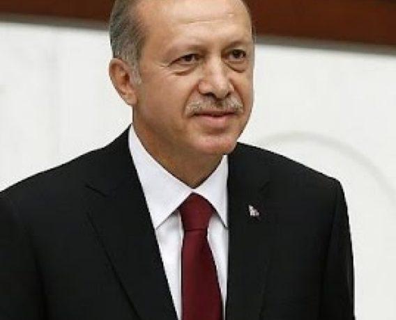 Recep Tayyip Erdogan - OLORISUPERGAL