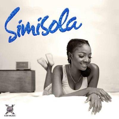 Simi Album Cover - OLORISUPERGAL
