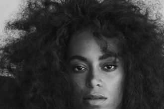 Solange Knowles on the cover of AnOther Magazine - OLORISUPERGAL