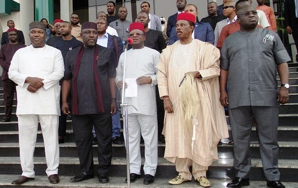 South East Governors Forum against IPOB - OLORISUPERGAL