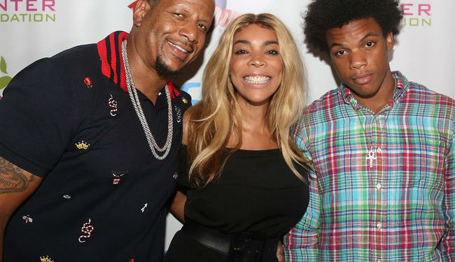 Wendy Williams and family - OLORISUPERGAL