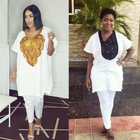 Mercy Johnson & Juliet Ibrahim - OLORISUPERGAL