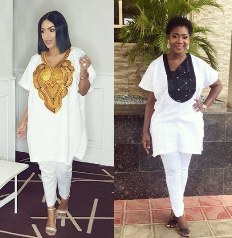 Mercy Johnson & Juliet Ibrahim - OLORISUPERGAL