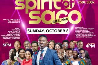 Spirit of SACO 2017 - Olorisupergal