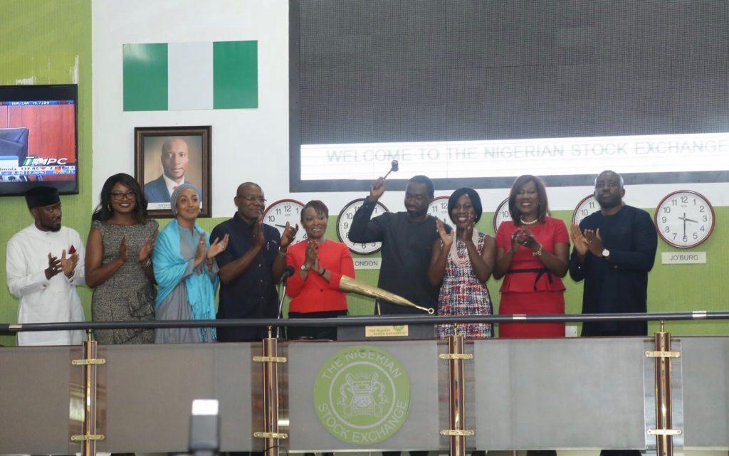 2 Ringing of the Cloig Bell Mr Ugo Monye, Dr May Ikeora, Mrs Hala Daggash, Dr Charles Dimnwaobi, Ms Pai Gamde, Mr. Chukwuka Monye, Mrs. Tara Fela-Durotoye, Mrs. Nimi Akinkugbe