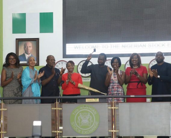 2 Ringing of the Cloig Bell Mr Ugo Monye, Dr May Ikeora, Mrs Hala Daggash, Dr Charles Dimnwaobi, Ms Pai Gamde, Mr. Chukwuka Monye, Mrs. Tara Fela-Durotoye, Mrs. Nimi Akinkugbe