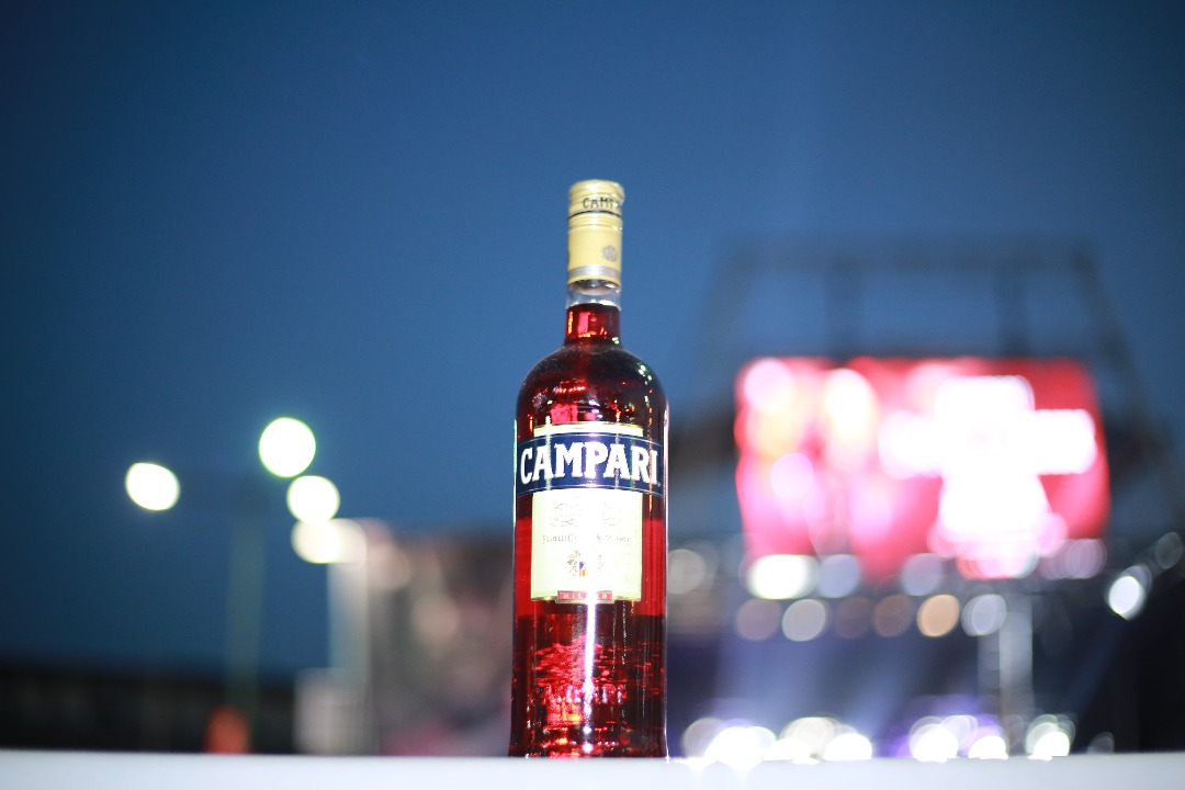Campari 'Dare to Mix' Festival - OLORISUPERGAL