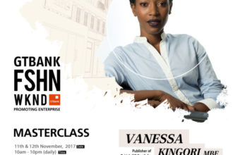 2017 GTBank Fashion Weekend - OLORISUPERGAL