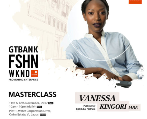 2017 GTBank Fashion Weekend - OLORISUPERGAL