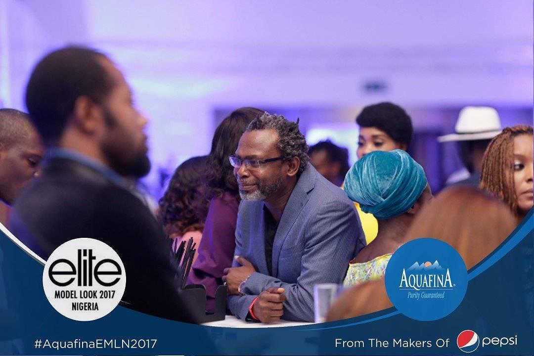 Kelechi Amadi Obi at #AquafinaEMLN2017 - OLORISUPERGAL