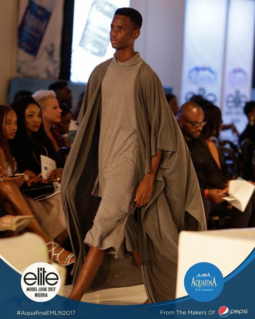2017 Aquafina Elite Model Look Nigeria - OLORISUPERGAL