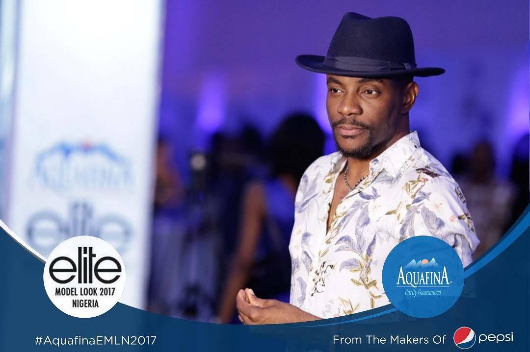 Ebuka Obi-Uchendu at #AquafinaEMLN2017 - OLORISUPERGAL