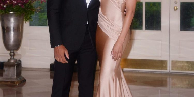 Ciara & Russell Wilson - OLORISUPERGAL