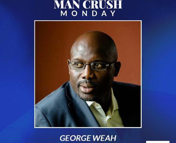 George Oppong Weah - OLORISUPERGAL