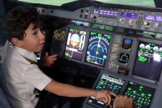 Adam, a day pilot - OLORISUPERGAL