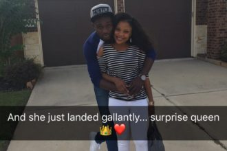 Adeniyi Johnson and wife - OLORISUPERGAL
