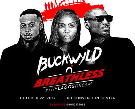 Buckwyld 'n' Breathless Concert - OLORISUPERGAL