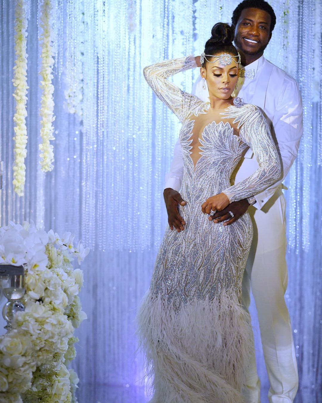 Gucci Mane and Keyshia Ka'oir's Wedding - OLORISUPERGAL