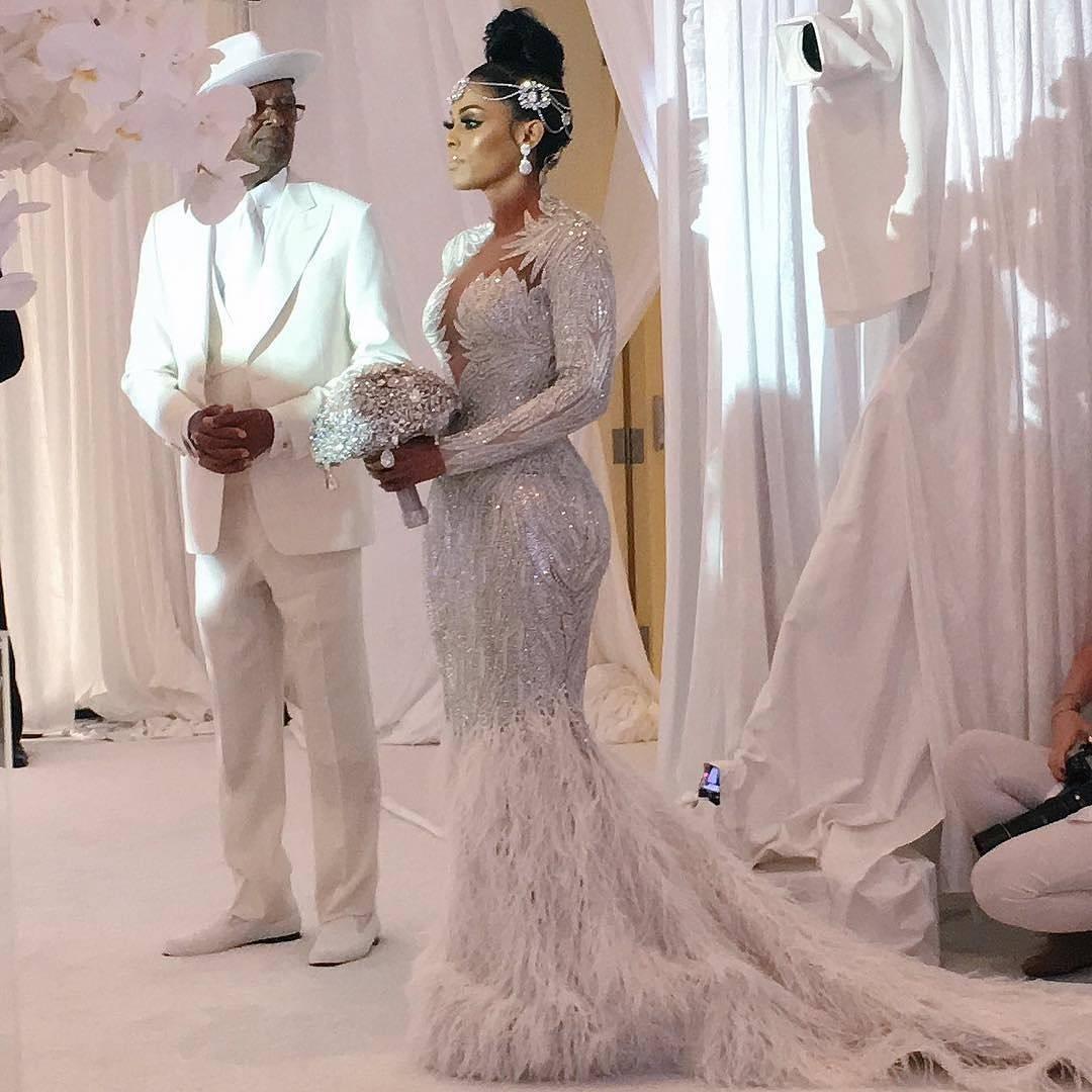 Gucci Mane and Keyshia Ka'oir's Wedding - OLORISUPERGAL