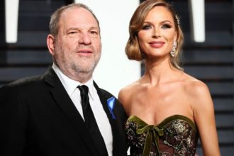 Harvey Weinstein and Georgina Chapman - OLORISUPERGAL